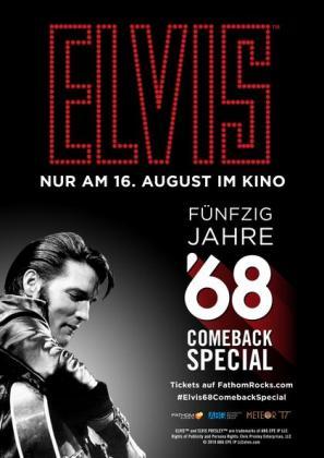 Elvis: 50 Jahre '68 Comeback Special (OV)