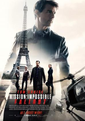 Filmplakat von Mission: Impossible - Fallout 4D