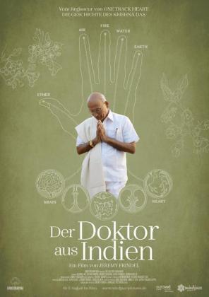 Filmplakat von Der Doktor aus Indien (OV)