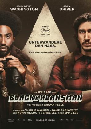 Blackkklansman (OV)