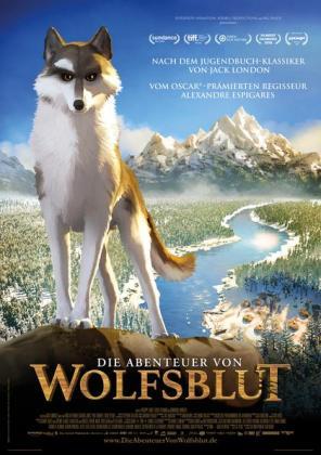 Filmbeschreibung zu Die Abenteuer von Wolfsblut