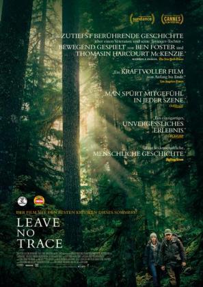 Filmbeschreibung zu Leave no Trace (OV)