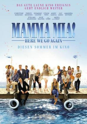 Mamma Mia! Here We Go Again (Sing-A-Long)