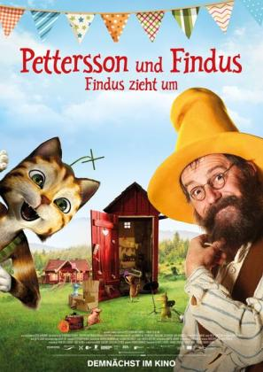 Schlingel 2018: Pettersson und Findus - Findus zieht um