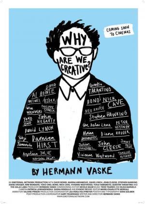Filmbeschreibung zu Why are we creative? (OV)