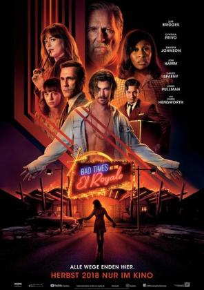Bad Times at the El Royale (OV)