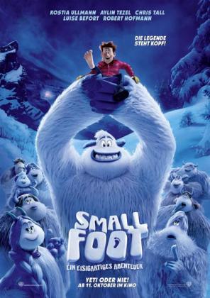 Smallfoot - Ein eisigartiges Abenteuer 3D (OV)