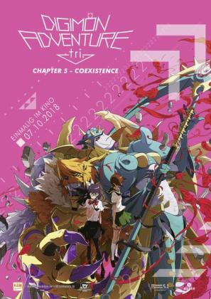 Digimon Adventure tri. 5: Coexistence (OV)