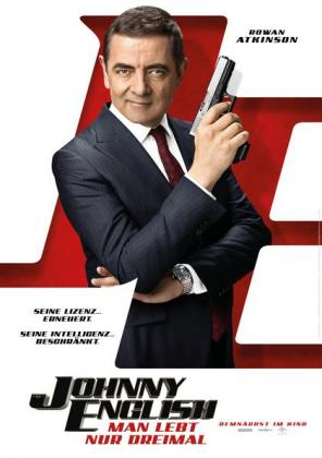 Johnny English - Man lebt nur dreimal (OV)