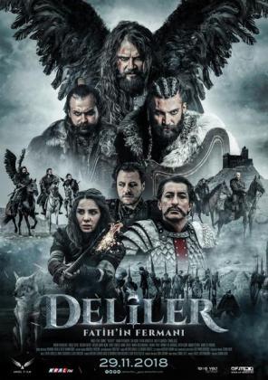Filmplakat von Deliler (OV)
