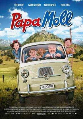 25. Dresdner Kinderfilmfest KinoLino: Papa Moll und die Entführung des fliegenden Hundes