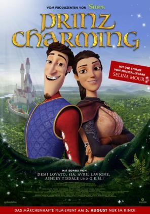 Filmbeschreibung zu 25. Dresdner Kinderfilmfest KinoLino: Prinz Charming