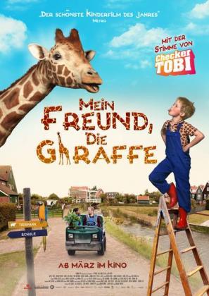 25. Dresdner Kinderfilmfest KinoLino: Mein Freund, die Giraffe