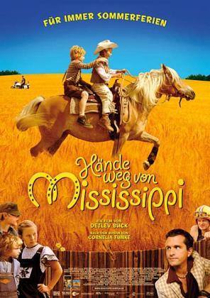 Filmplakat von 25. Dresdner Kinderfilmfest KinoLino: Hände weg von Mississippi