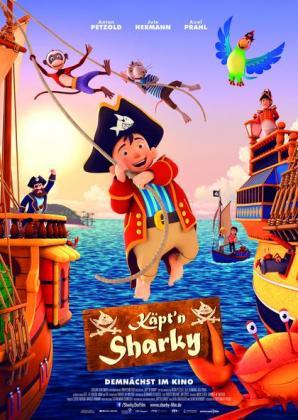 25. Dresdner Kinderfilmfest KinoLino: Käpt'n Sharky