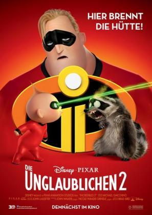 Filmbeschreibung zu 25. Dresdner Kinderfilmfest KinoLino: Die Unglaublichen 2