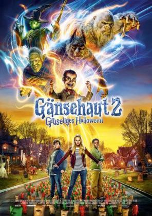 Gänsehaut 2: Gruseliges Halloween (OV)