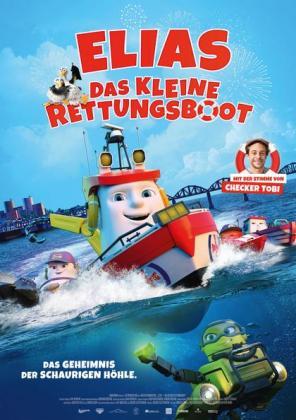 25. Dresdner Kinderfilmfest KinoLino: Elias - Das Kleine Rettungsboot