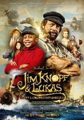 25. Dresdner Kinderfilmfest KinoLino: Jim Knopf und Lukas der Lokomotivführer