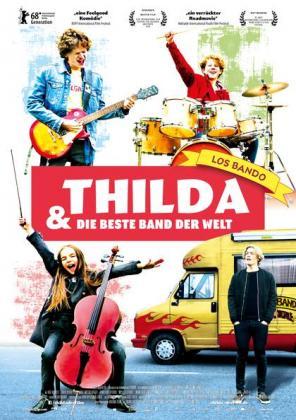 25. Dresdner Kinderfilmfest KinoLino: Thilda & die beste Band der Welt