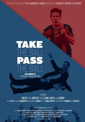 Take The Ball Pass The Ball - Das Geheimnis des perfekten Fußballs