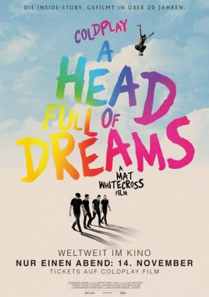 Coldplay: A Head Full of Dreams (OV)