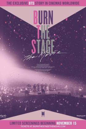 Burn the Stage: The Movie (OV)