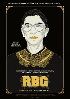 RBG - Ein Leben für die Gerechtigkeit (OV)