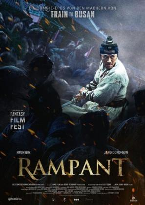 Filmplakat von Rampant