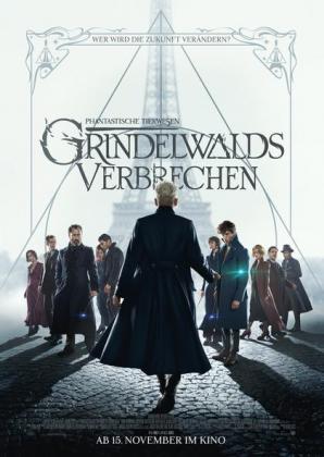 Phantastische Tierwesen: Grindelwalds Verbrechen 3D (OV)