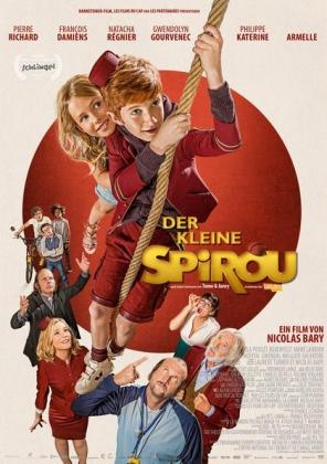 Der kleine Spirou (OV)