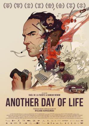 Filmplakat von Another Day of Life (OV)