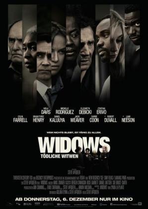 Widows - Tödliche Witwen (OV)