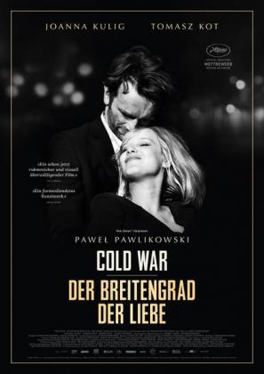 Osteuropäische Filmtage Dresden 2018: Cold War - Der Breitengrad der Liebe (OV)