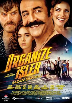 Organize Isler 2: Sazan Sarmali (OV)