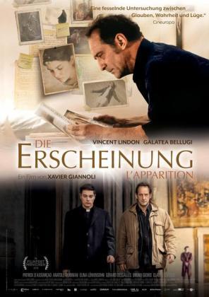 11. Französische Filmtage Erlangen/Fürth: L'Apparition - Die Erscheinung (OV)