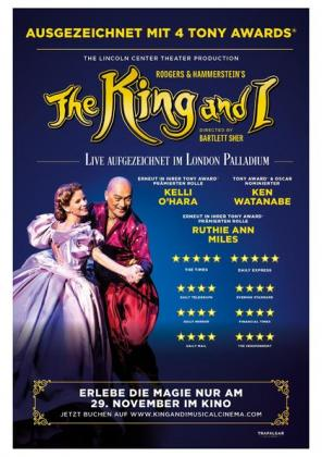 The London Palladium: The King and I