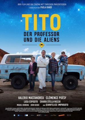 Tito, der Professor und die Aliens (OV)