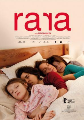Cinelatino Dresden: Rara - Meine Eltern sind irgendwie anders (OV)