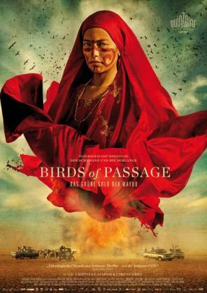 Filmplakat von Cinelatino Dresden: Birds of Passage (OV)