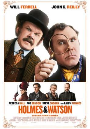 Holmes & Watson (OV)