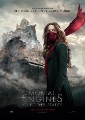 Mortal Engines: Krieg der Städte (OV)