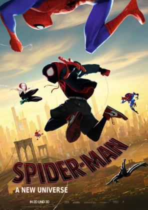 Spider-Man: A new Universe 3D (OV)