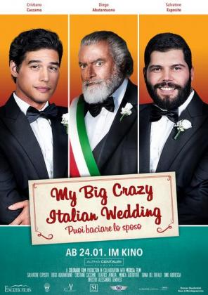 My Big Crazy Italian Wedding (OV)