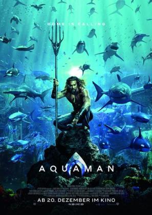 Aquaman 3D (OV)