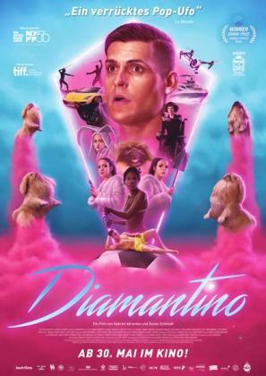 Filmbeschreibung zu Diamantino (OV)
