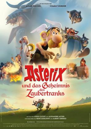 Asterix und das Geheimnis des Zaubertranks (OV)