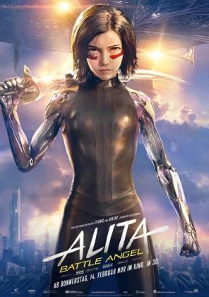 Alita: Battle Angel 3D