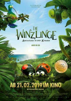 Die Winzlinge - Abenteuer in der Karibik 3D