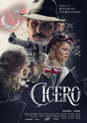 Filmplakat von Cicero (OV)